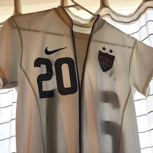 buy online 13dea a4e05 Authentic Abby Wambach Jersey!